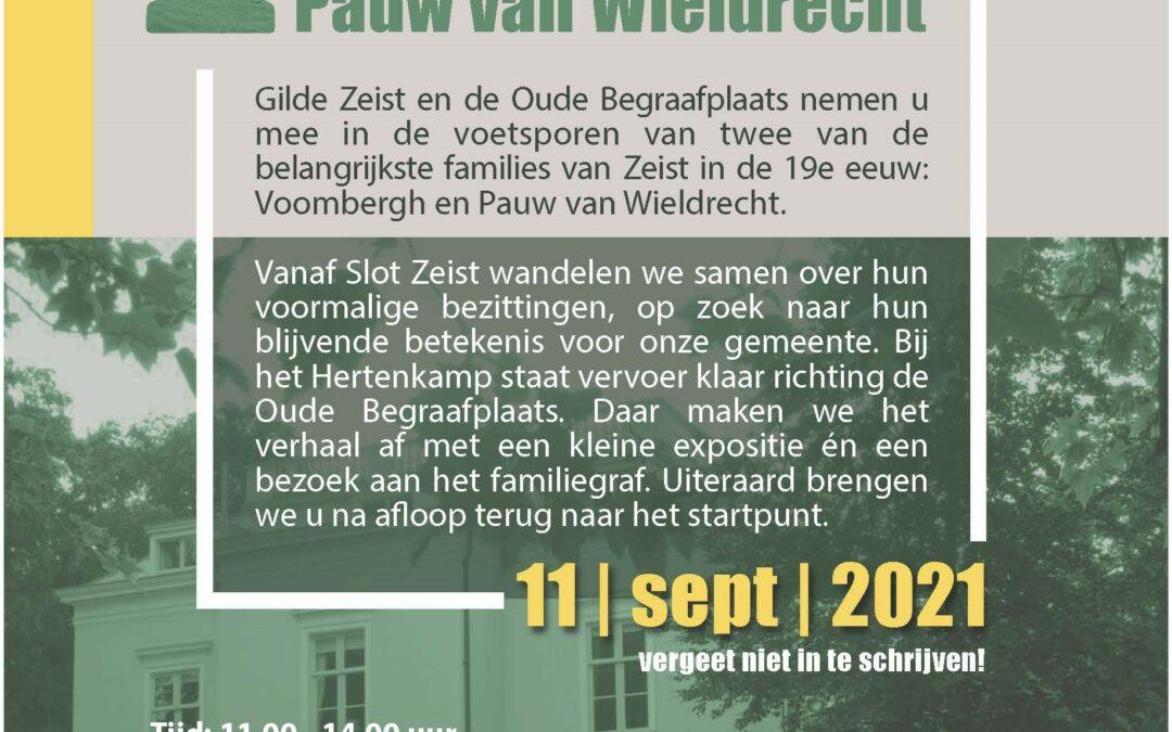 Open Monumentendag 11 september 2021