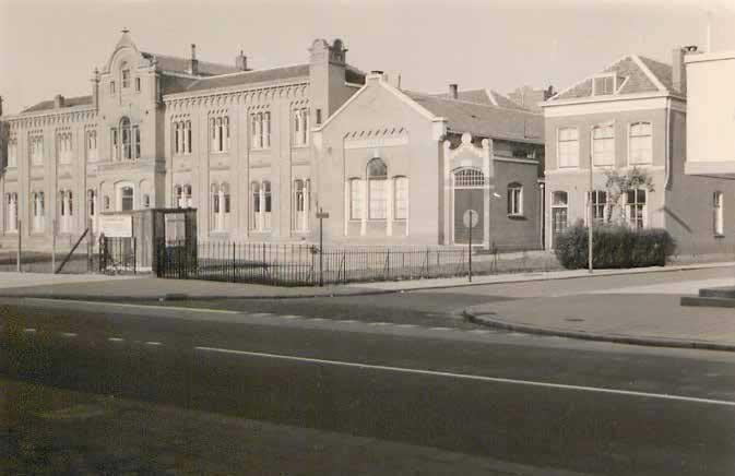 Foto Het protestantse Weeshuis te Zeist