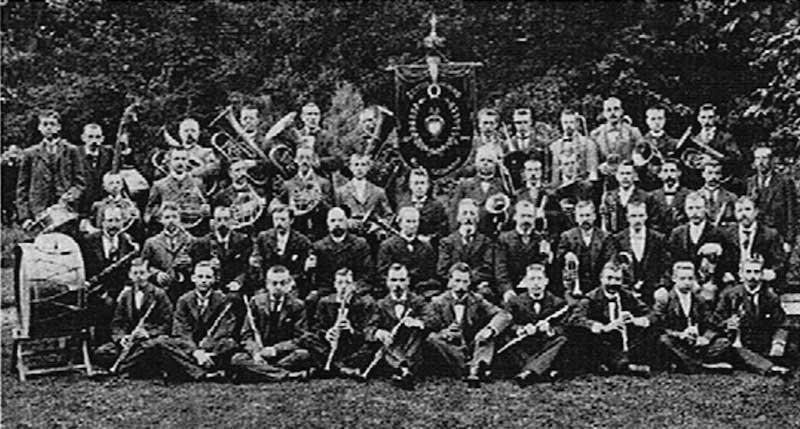 Koninklijke Harmonie Zeist, 1900