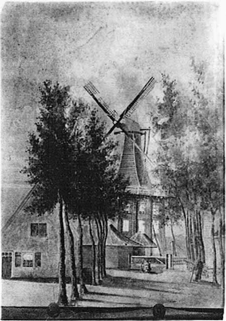 Molen De Hoop Zeist 1845-1867