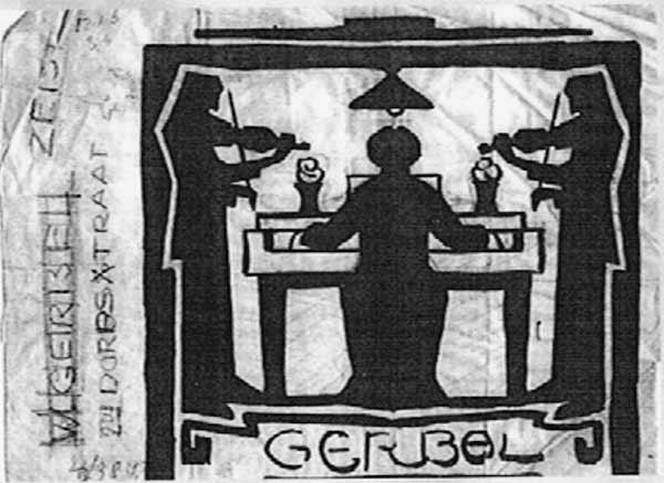 Ontwerp logo Gerbel
