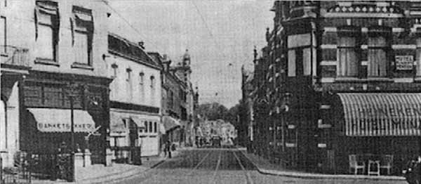 banketbakkerij Dorpsstraat Zeist