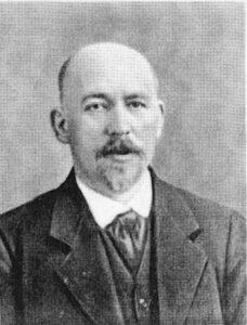 portret A.E. Stoové